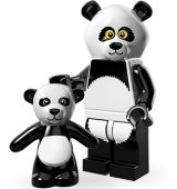 The LEGO Movie Panda
