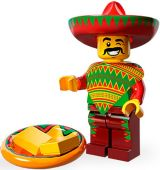The LEGO Movie Taco Guy