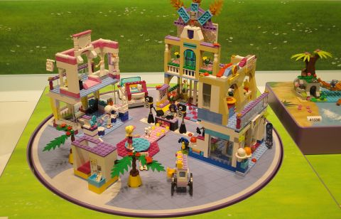 2014 LEGO Friends Set