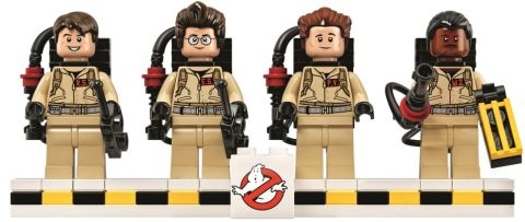 #21108 LEGO Ghostbusters Minifigures