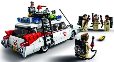#21108 LEGO Ghostbusters Set