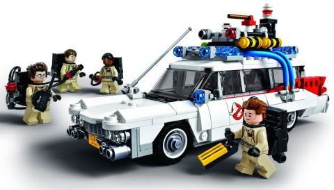#21108 LEGO Ghostbusters