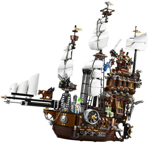#70810 LEGO MetalBeard's Sea Cow