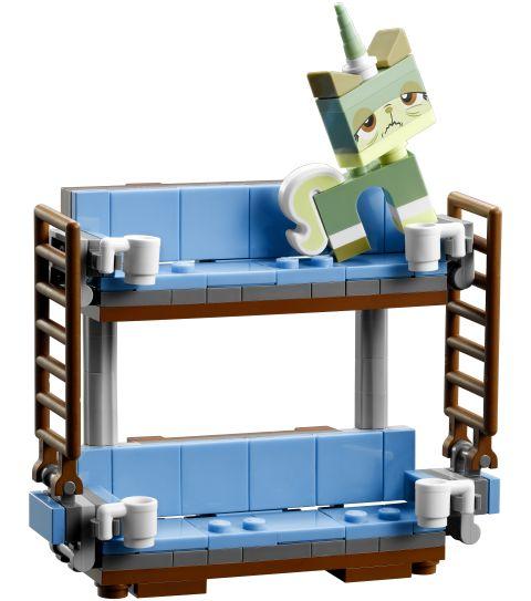 #70810 LEGO MetalBeard's Ship Double Decker Bed