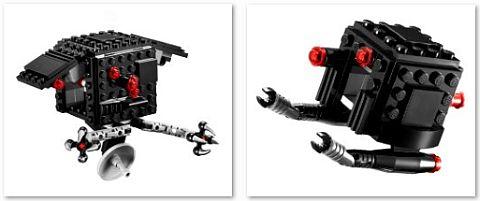 #70810 LEGO MetalBeard's Ship Micro Managers