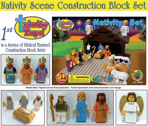 LEGO Bible sets by Trinity Toyz