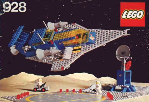 LEGO Classic Space Galaxy Explorer