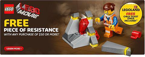 LEGO Movie Promotional Set
