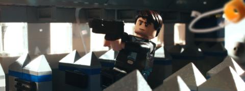 LEGO Stop-Motion Video Non-Stop