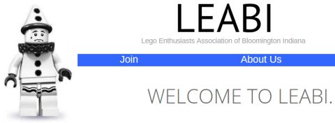 LEGO User Group Welcome
