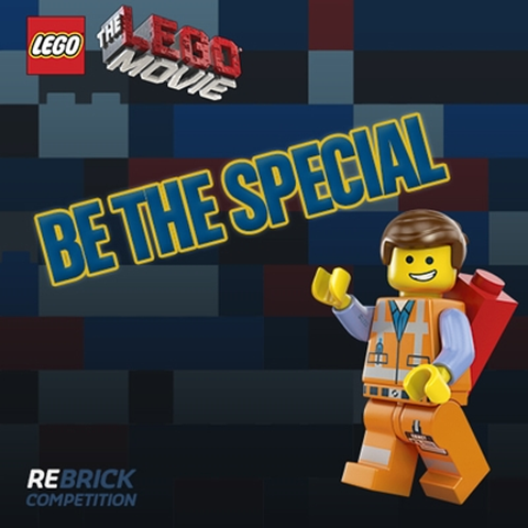 The LEGO Movie Contest