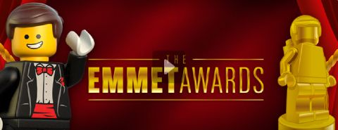 The LEGO Movie Emmet Awards