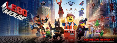 The LEGO Movie in Theatres