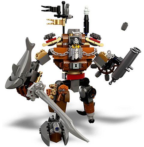 #70807 LEGO MetalBeard Details