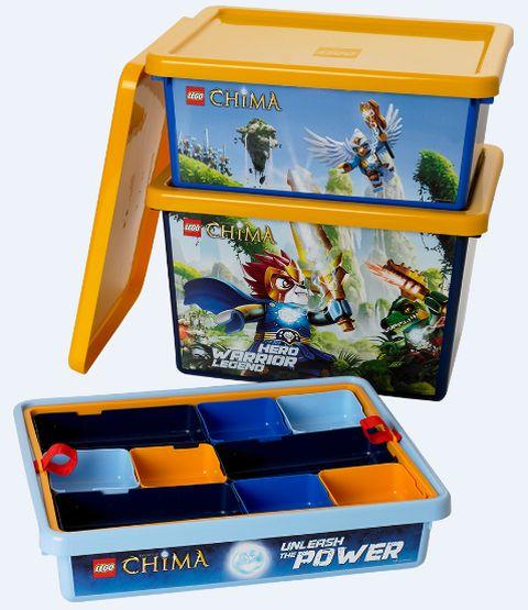 Chima LEGO Storage