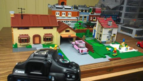 LEGO BrickFilm by MonsieurCaron
