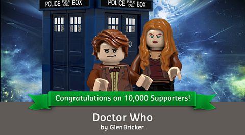 LEGO CUUSOO Doctor Who Project