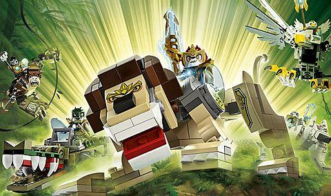 LEGO Chima Legend Beasts