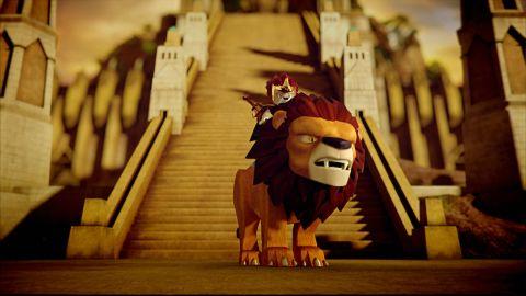 LEGO Chima Lion Legend Beast