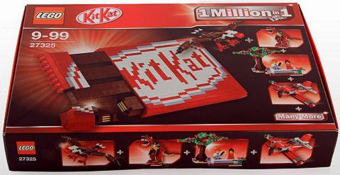 LEGO KIT KAT Box