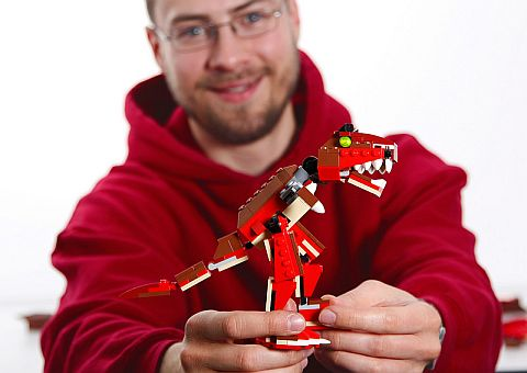 LEGO KIT KAT Team
