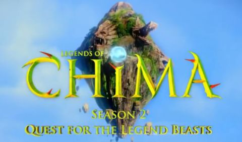 LEGO Legends of Chima Season 2 Quest for the Legend Beasts