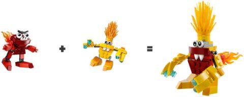 LEGO Mixels Mixed Up