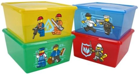 LEGO Storage by Iris