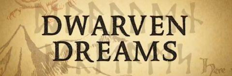 LEGO The Hobbit Dwarven Dreams by The Brotherhood Workshop