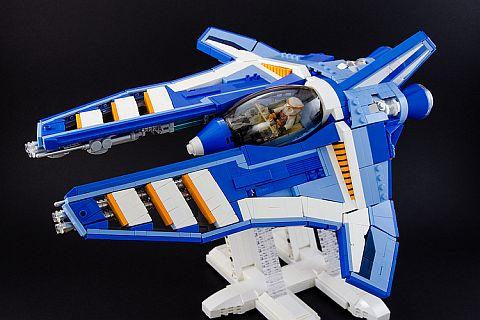 LEGO Viper by Nick Trotta