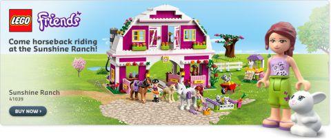 Shop LEGO Friends