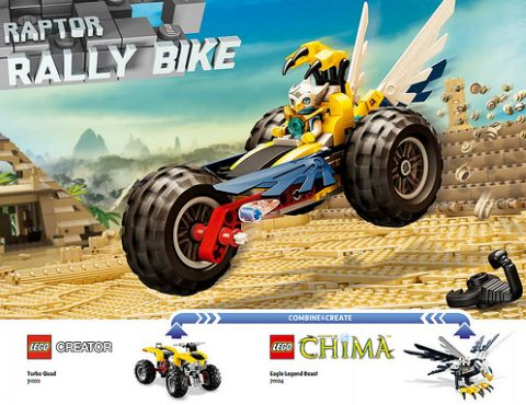 The LEGO Movie Alternate Model 3