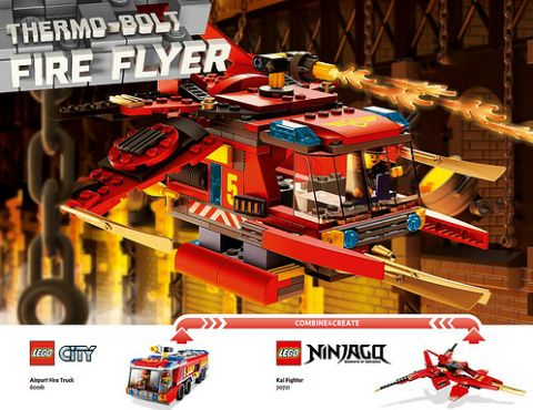 The LEGO Movie Alternate Model 4