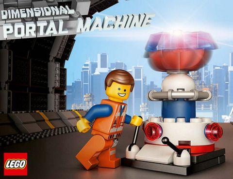 The LEGO Movie Alternate Model 6