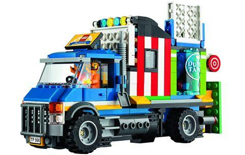 #10244 LEGO Fairground Mixer Truck 2