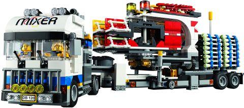#10244 LEGO Fairground Mixer Truck