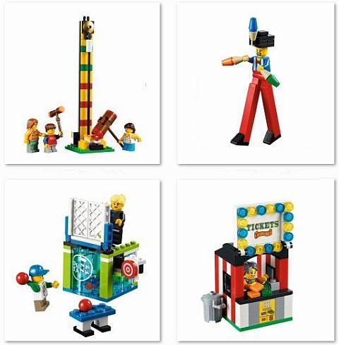 #10244 LEGO Fairground Mixer