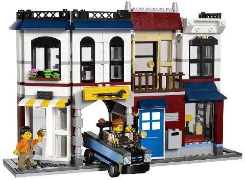 #31026 LEGO Creator Auto Repair