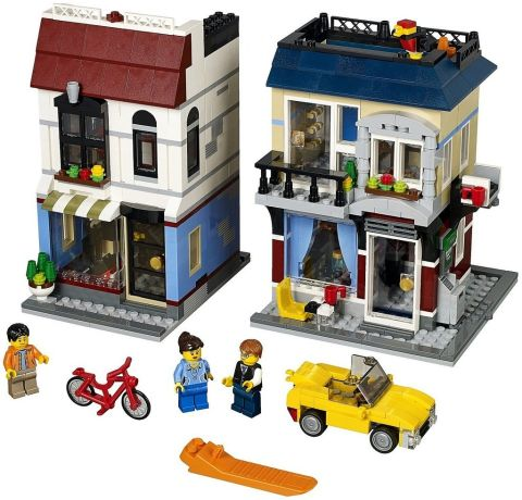 #31026 LEGO Creator Bike Shop & Cafe