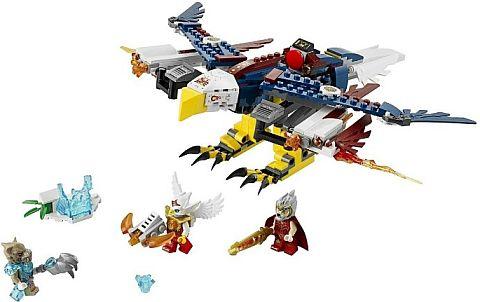 #70142 LEGO Chima Details