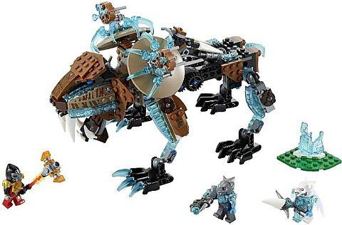 #70143 LEGO Chima Details