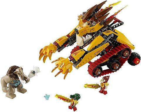 #70144 LEGO Chima Details