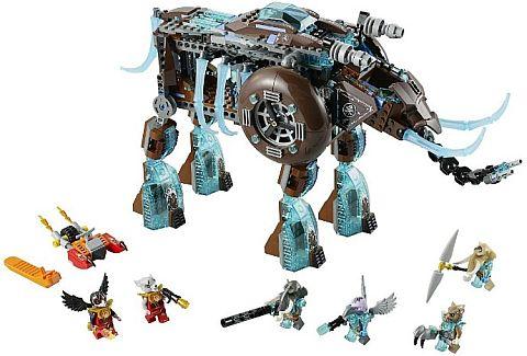 #70145 LEGO Chima Details