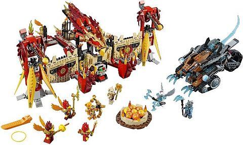 #70146 LEGO Chima Details