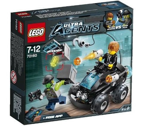 #70160 LEGO Ultra Agents