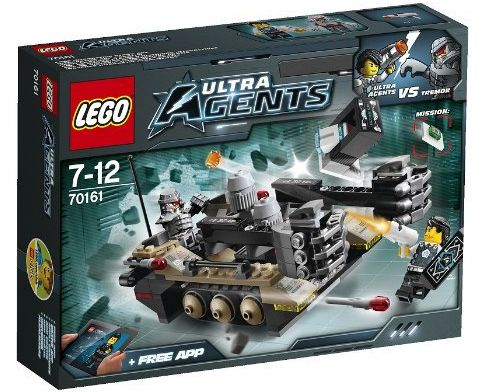 #70161 LEGO Ultra Agents