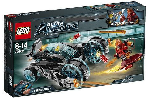 #70162 LEGO Ultra Agents