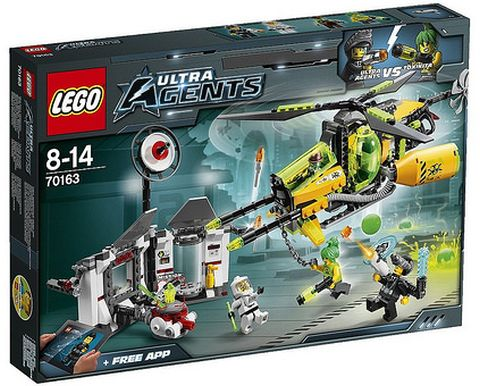 #70163 LEGO Ultra Agents