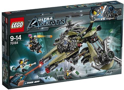 #70164 LEGO Ultra Agents