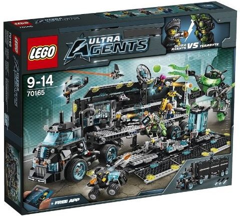 #70165 LEGO Ultra Agents